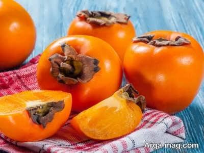 فواید میوه خرمالو