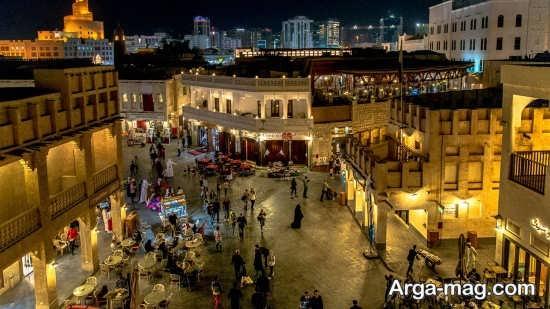 مکانهای دیدنی قطر