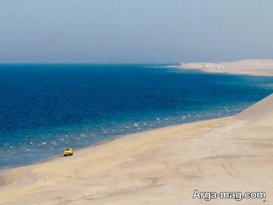 تصاویر مکان های دیدنی قطر