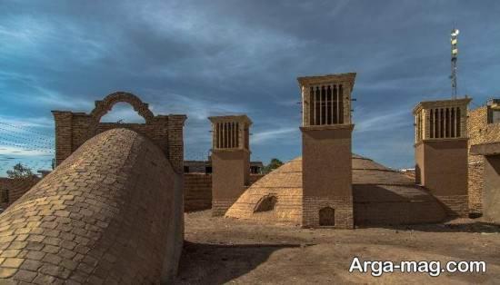 مکان های گردشگری رفسنجان