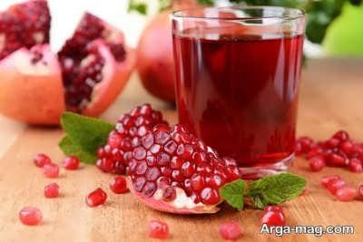 مصرف آب انار