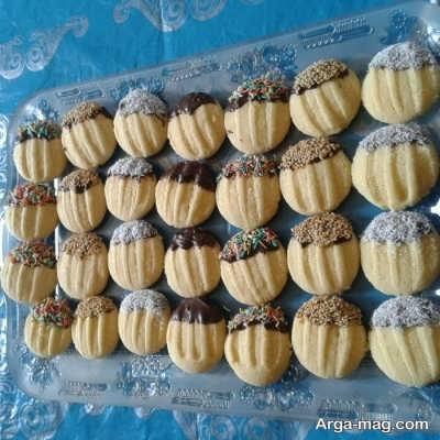 تهیه انواع شیرینی چنگالی