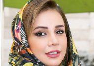 خط چشم زیبای شبنم قلی خانی