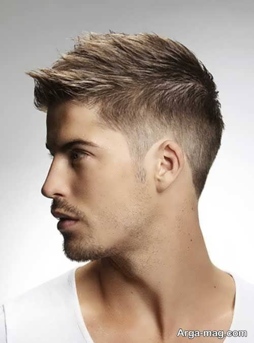 مدل موی زیبا پسرانه