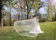 ژست عکس تکی عروس