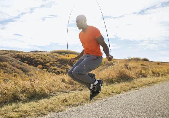 روش صحیح طناب زدن اصولی