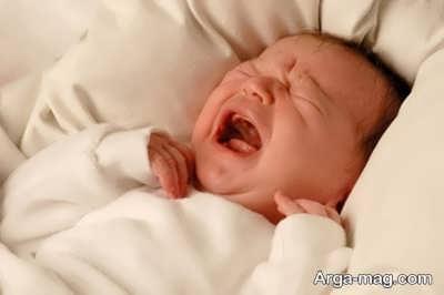 درمان دل درد نوزاد