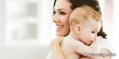 درمان دل درد و نفخ نوزاد