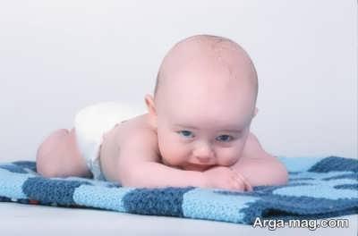 درمان یبوست نوزاد +عکس