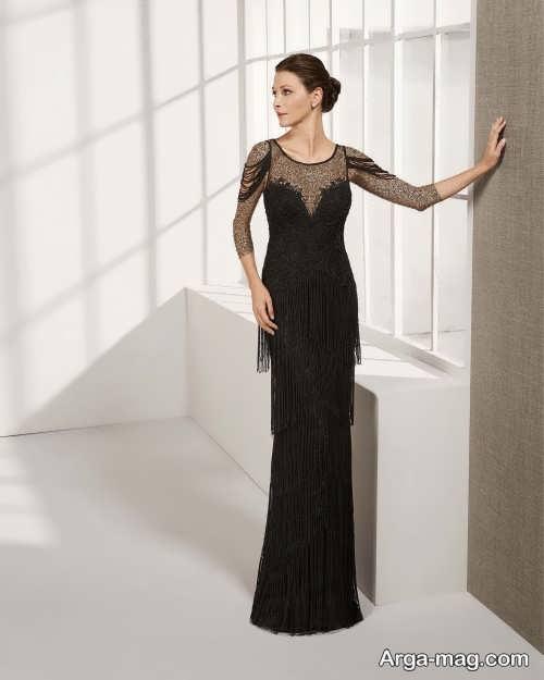 مدل لباس شب ترکیه ای شیک با انواع طرح های بلند و کوتاه