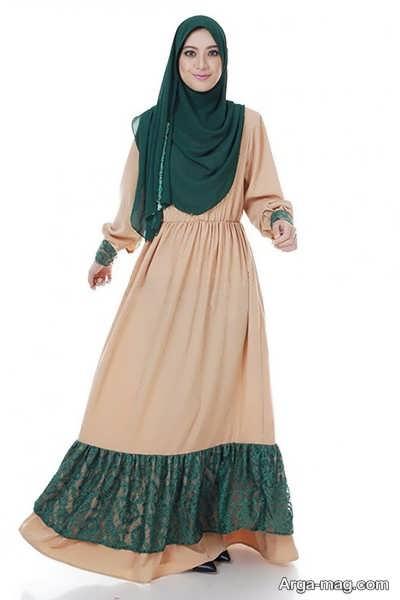 مدل پیراهن ترکمنی
