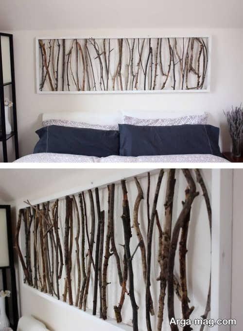 تزیین زیبا و جذاب دیوار