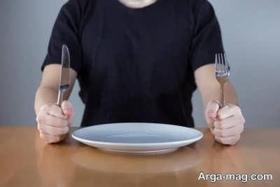 رژیم افزایش وزن بی چربی
