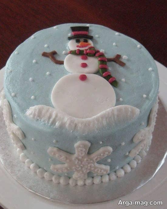 تزیینات تولد زمستانی