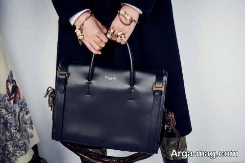 مدل کیف مشکی زنانه