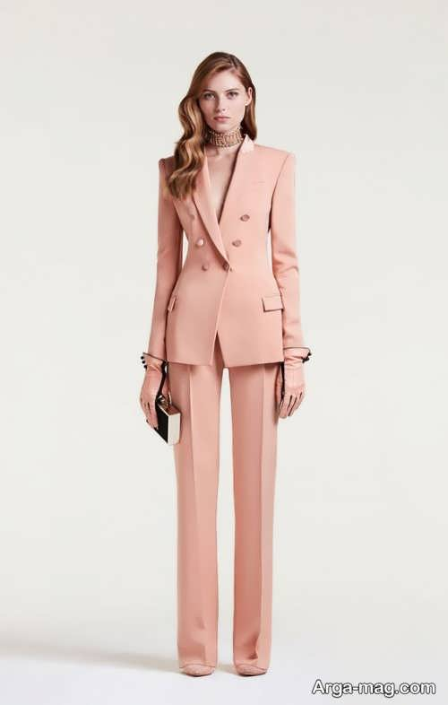 کت و شلوار رنگ سال 2019