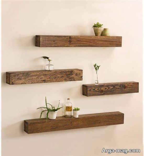 مدل زیبای دکوری چوبی