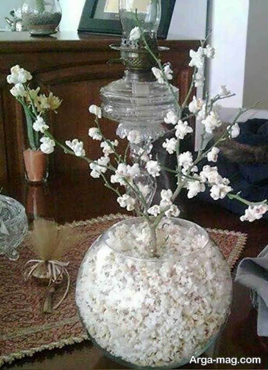 تزئین کادو برای شب یلدا