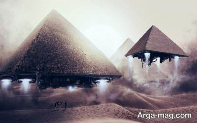 اهرام مصری چیست