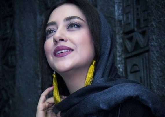 بهاره کیان افشار در نقش خاله سوسکه