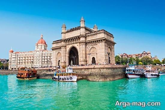 مناطق زیبای بمبئی