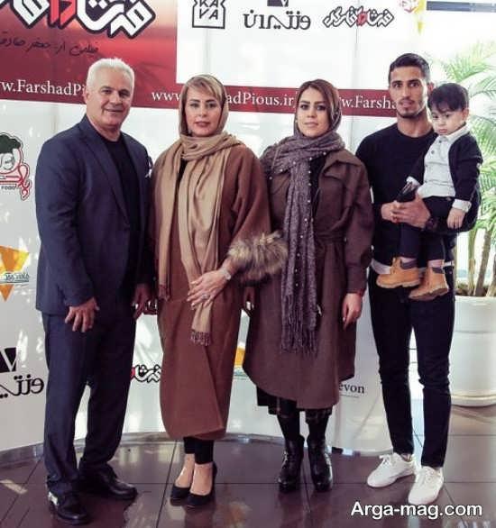 بیوگرافی علی علیپور+عکس