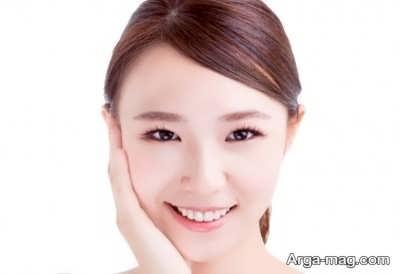 درمان لاغری صورت با انواع ماسک