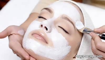 درمان خانگی لاغری صورت