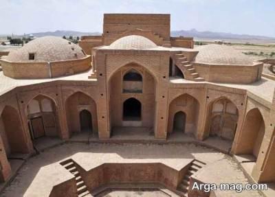 مکان های تاریخی فردوس