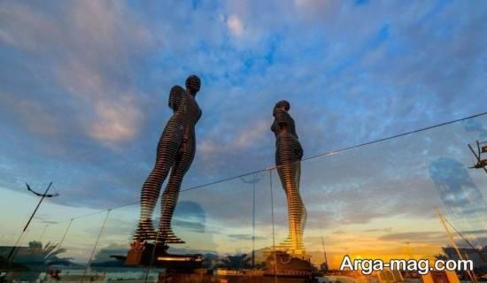 مجسمه فرهنگی باتومی