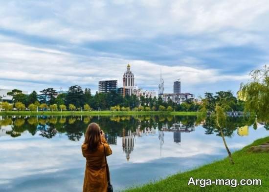 مکان های دیدنی باتومی گرجستان
