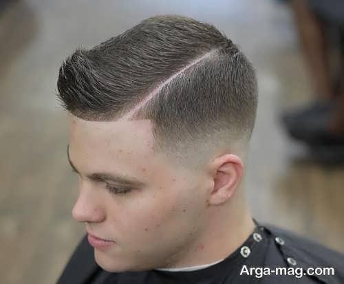 مدل موی پسرانه بوکسوری