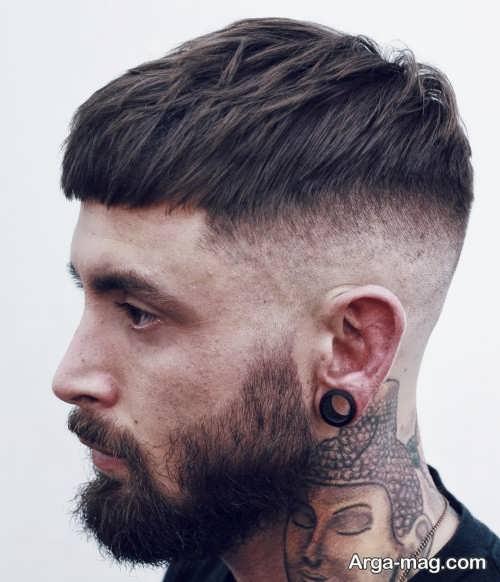 مدل موی مردانه بوکسوری