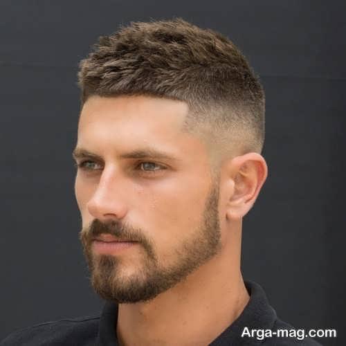 مدل مو کوتاه و زیبا مردانه