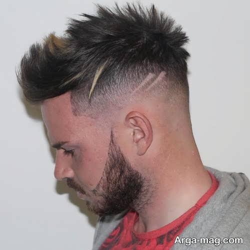 مدل مو فشن مردانه