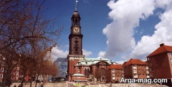 دیدنی های تاریخی هامبورگ