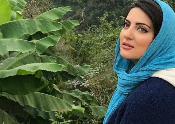 هلیلا امامی و همسر جواد عزتی
