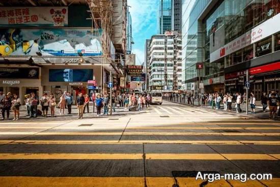 جذابیت های هنگ کنگ
