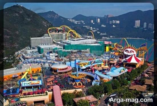 مناطق زیبای هنگ کنگ
