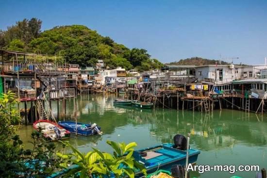 جاذبه های قدیمی هنگ کنگ