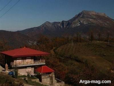 مکان های دیدنی معروف علی آباد کتول