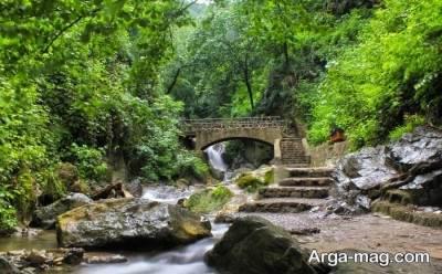مناطق دیدنی علی آباد کتول