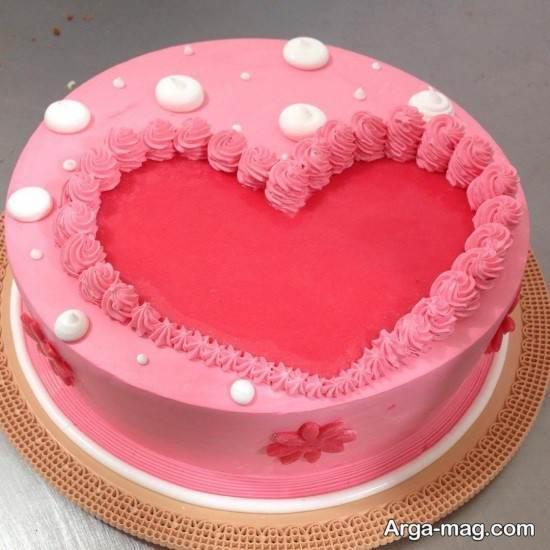 کیک تولد جالب زنانه