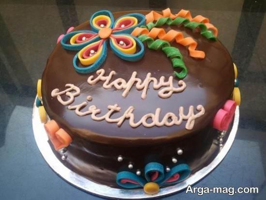 کیک تولد مخصوص خانم ها