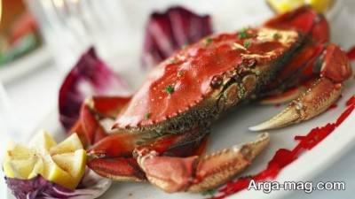 خوردن خرچنگ حرام است؟