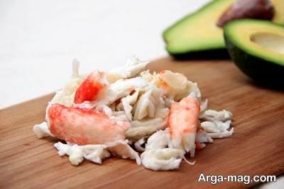 حرام بودن غذای خرچنگ