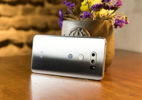گوشی مجهز به فناوری 5G شرکت ال جی