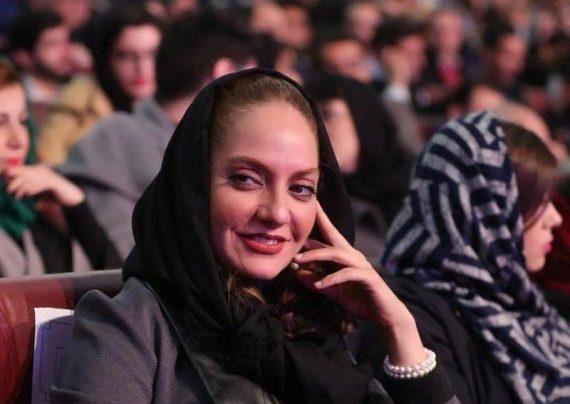 مهناز افشار و دوقلوهای پایتخت