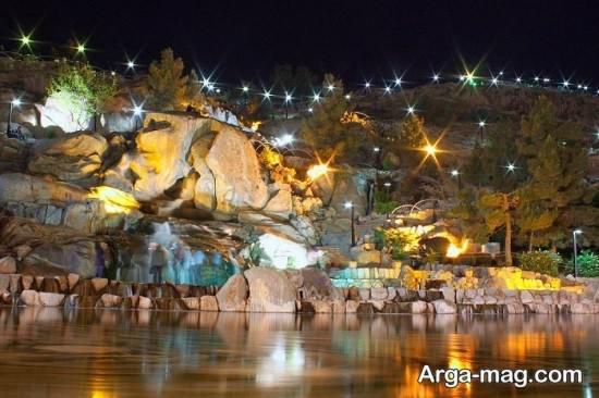 پار کوه سنگی مشهد