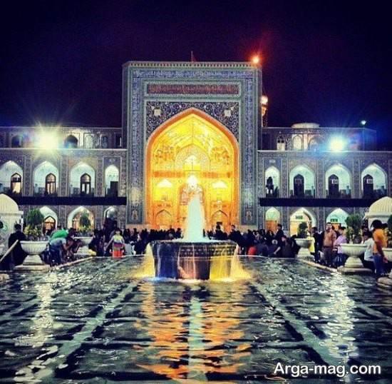 جاذبه های مذهبی مشهد